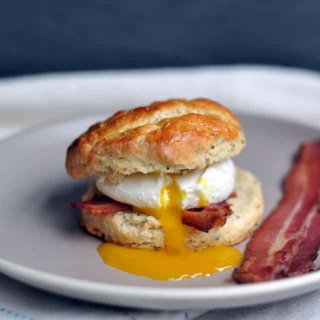 Sage Biscuit Egg Sandwich: When Good Enough Turns into Something ...