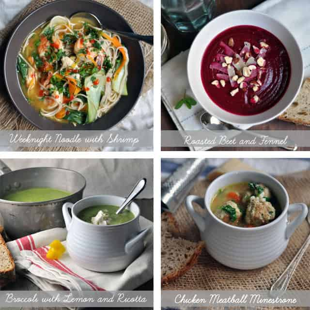 The Best Cold Weather Soup Recipes