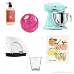Stylish in the Kitchen: Favorite Summer Cooking Essentials