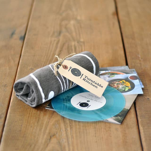 Turntable Kitchen Tee Bundle