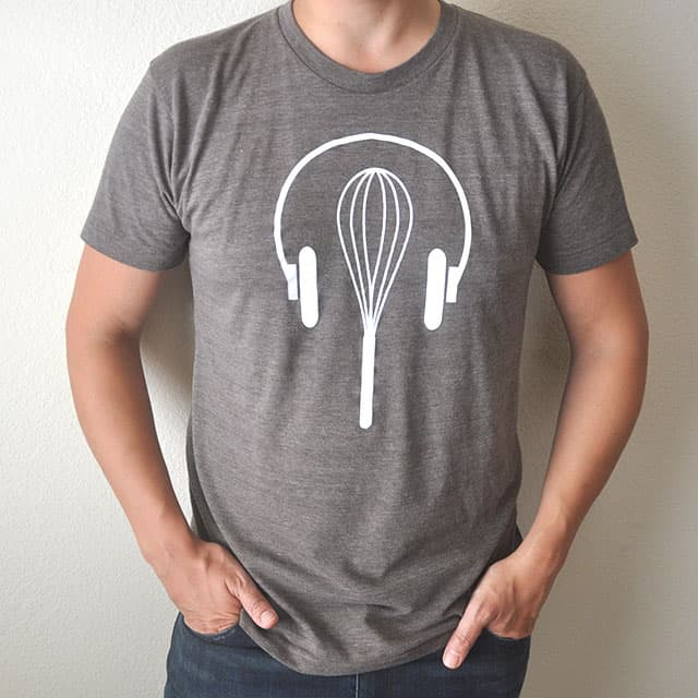 Turntable Kitchen Tee