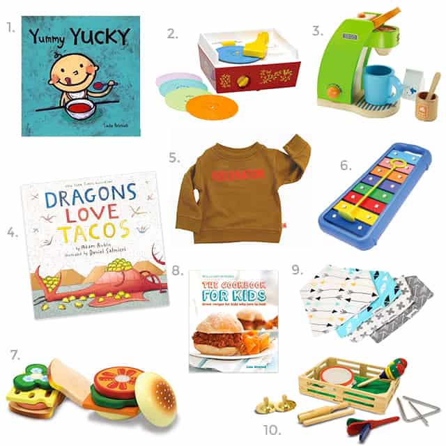 Turntable Kitchen's Holiday Gift Guide for Kids