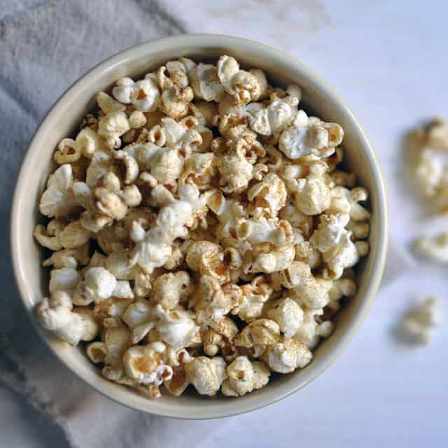 Toasted Cumin Popcorn