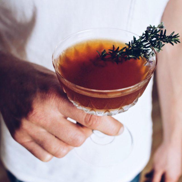 Home Bar: The Perennial