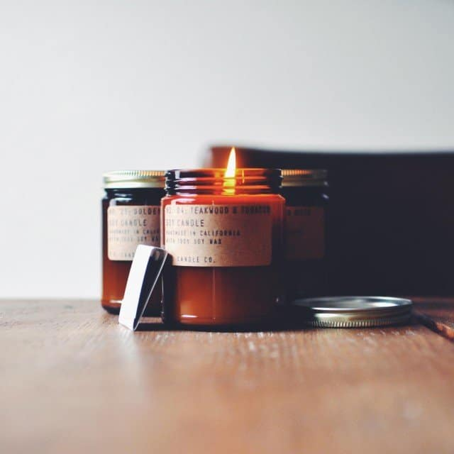 TK Market Update: Candle + Vinyl Pairing