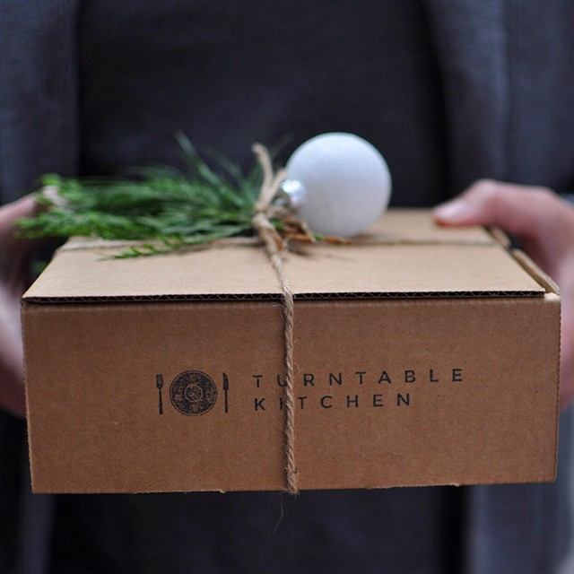 Give the Gift of Turntable Kitchen