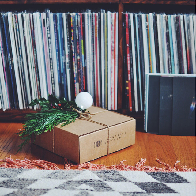 Turntable Kitchen Coffee & Vinyl Pairings
