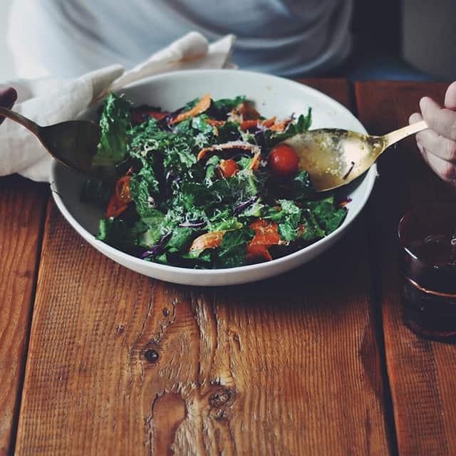 Jersey-ish Salad