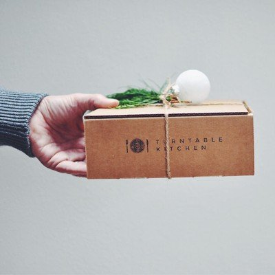 Turntable Kitchen Pairings Box