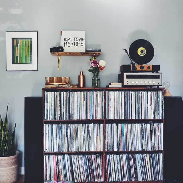 Peek Inside: Our Living Room and Audio Setup - Turntable Kitchen