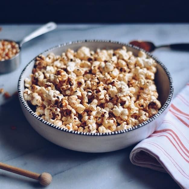 Togarashi Popcorn Recipe — Dishmaps