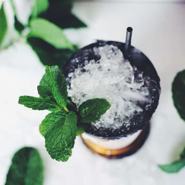 Mastering the Art of Ice, and a Classic Mint Julep